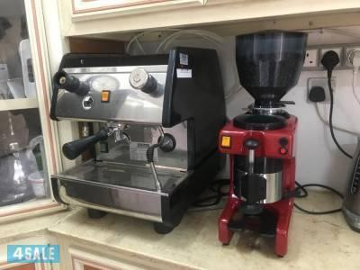 للبيع مكينه ومطحنة قهوة احترافية أجهزة كهربائية أخرى إلكترونيات بيع وشراء اعلانات الكويت
