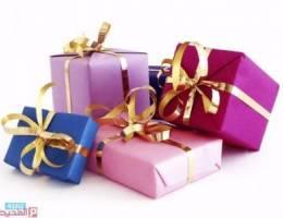 شركه ميداس لتوصيل الهدايا والطلبات