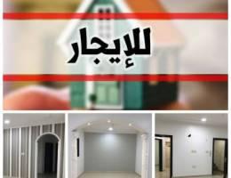 شقه للايجار في صباح الناصر قطعه 2  علي.
