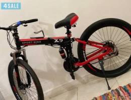 للبيع دراجه جبليه X9