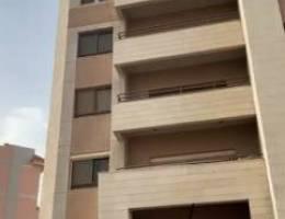 للبيع شقة تمليك في مدينة جابر الأحمد