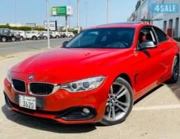 BMW 428i model 2015