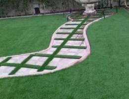 تنسيق الحدائق الداخلى والخارجي