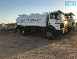 تنكر مياه الكويت تنكر ماء  مياه عذبه بالكويت